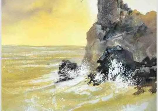 Stormy Cove II