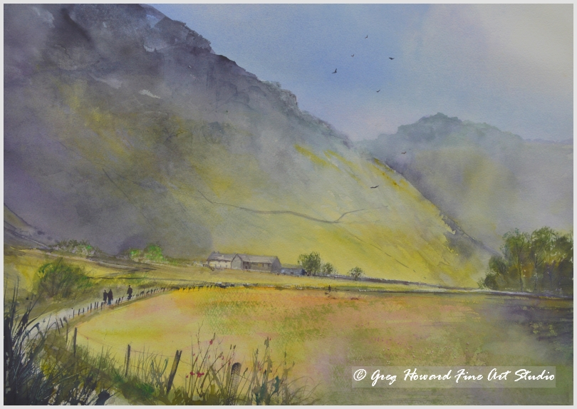 Summer In Langdale I