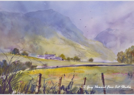 Summer In Langdale II