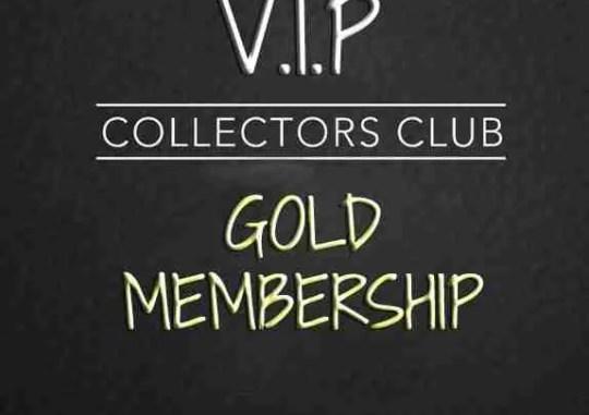 VIP COLLLECTORS GOLD