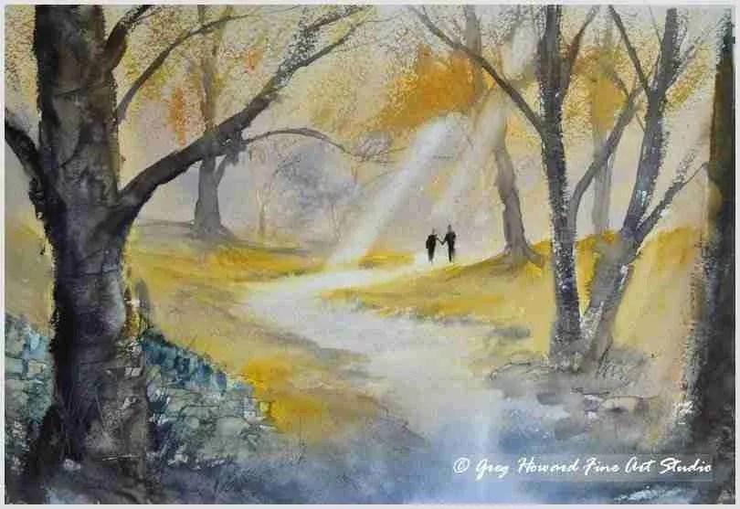 Walk Through The Woods IV