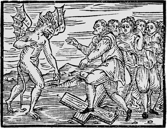 How many people were killed as Witches in Europe from 1200 to the present?