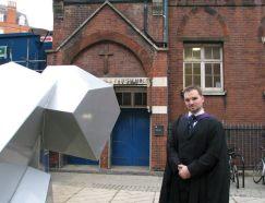 Graduation day at London School of Economics (2011)