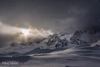La Montagne des Agneaux dévoile sa face nord