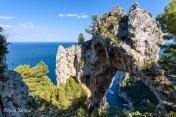 L'arche naturelle de Capri.