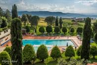 Hotel Pallazuolo à San Qurico d'Orcia
