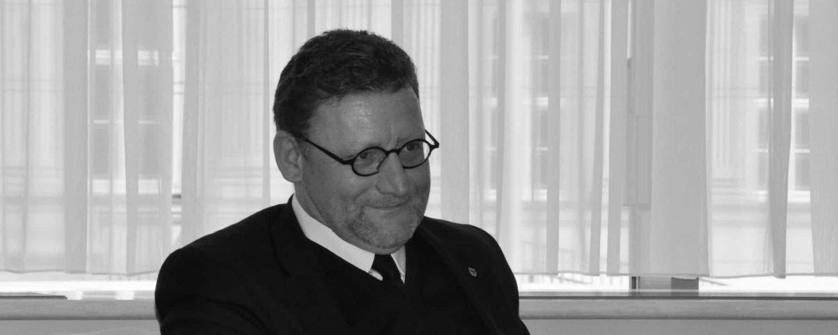 Gregor Beyer im Pressegespraech am 03.05.2017
