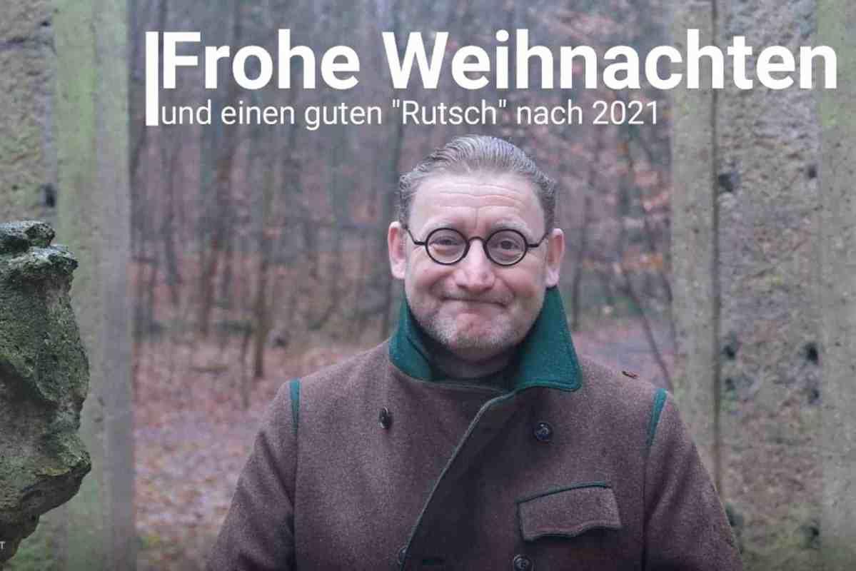 Gregor Beyer zu Weihnachten 2020