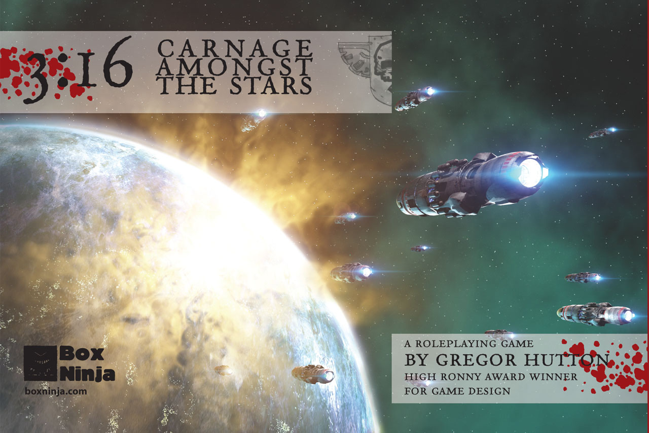 3:16 Carnage Among the Stars