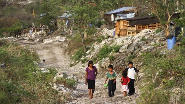 Resultado de imagen para pobreza en mexico rural