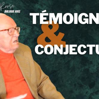 Jean-Marie LE PEN, témoignage et conjectures. Dialogue avec Grégory Roose
