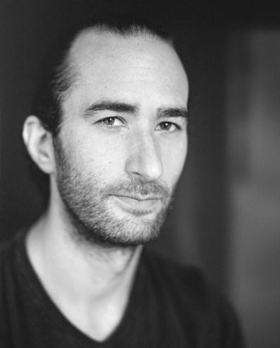 Portrait de Gregory Criteau Photographe par Els Vanopstal