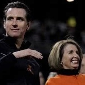 For the Last Time, Newsom is Not Pelosi's Nephew
