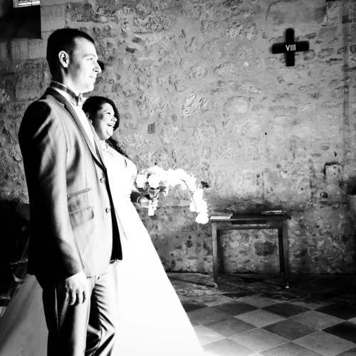 les mariées à l'église