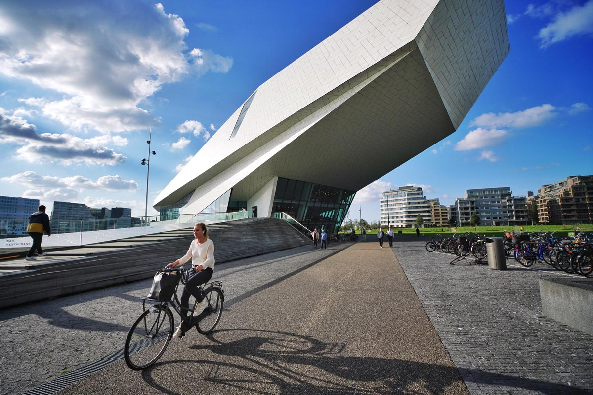 Archi Amsterdam par grégory Nunez