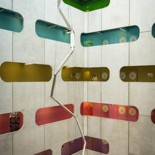 Lignes de couleurs Paris