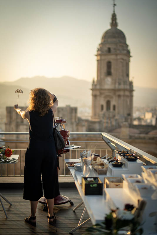 Photographe de Malaga Espagne