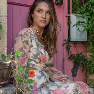 Portrait Olivia aux Chartrons Bordeaux