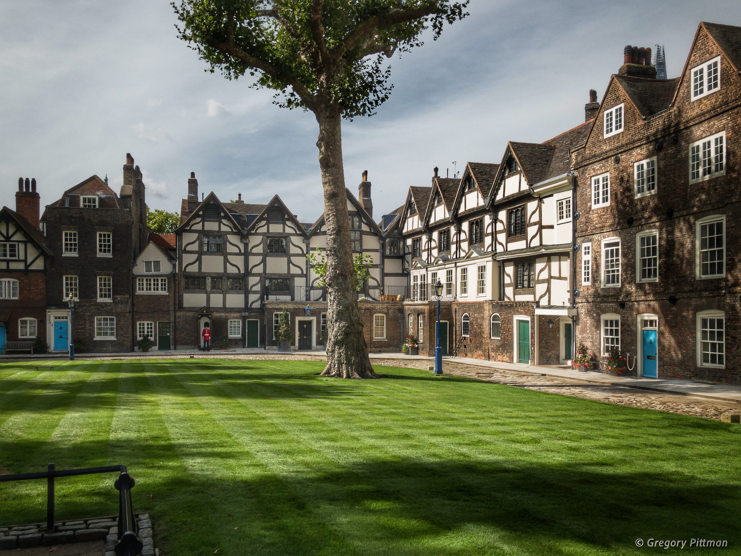 The Queen's House, Tower Green, The Tower of London, England