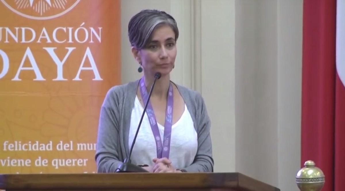 """Dra. Cristina Sanchez """"Potencial antitumoral de los cannabinoides"""""""