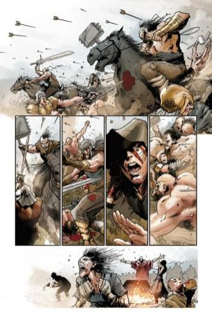 Eternal Warrior #1, page 5
