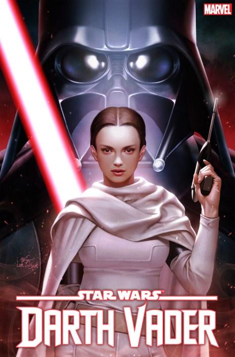 Star Wars: Darth Vader #2 cover