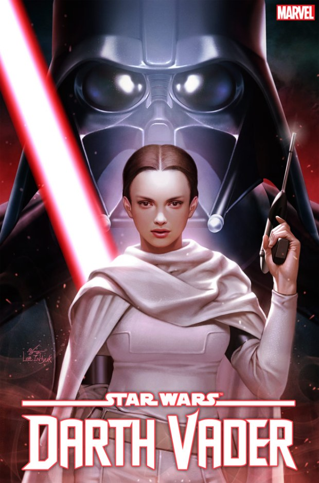 Star Wars: Darth Vader #2 cover