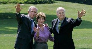 The Bush Goodbye
