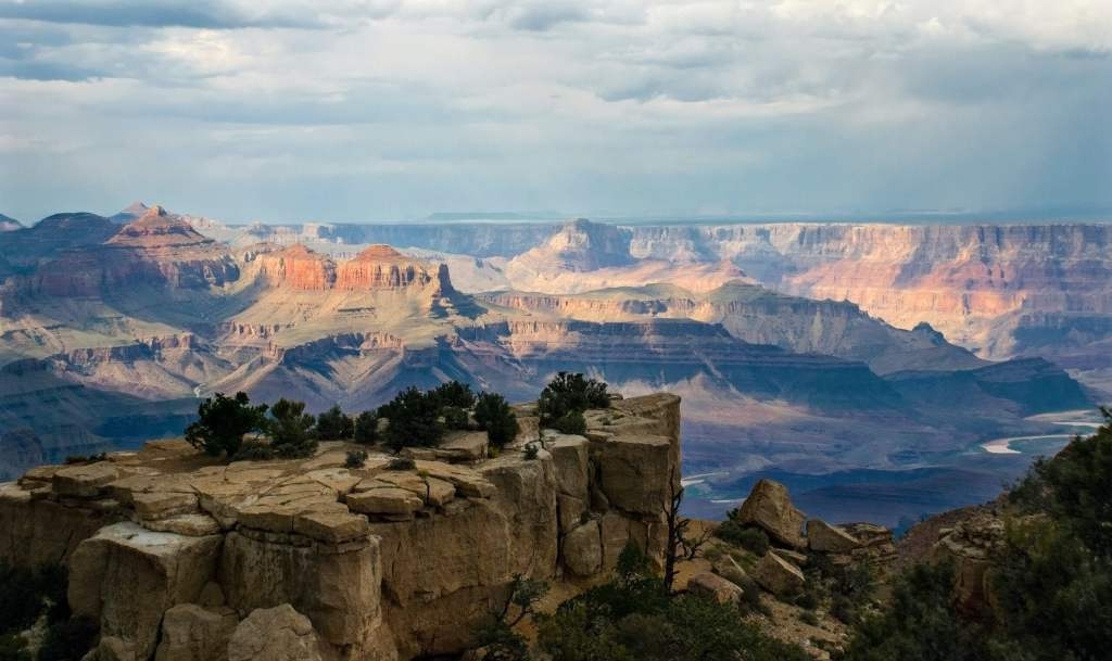 There is a Grand Canyon between you and Jesus