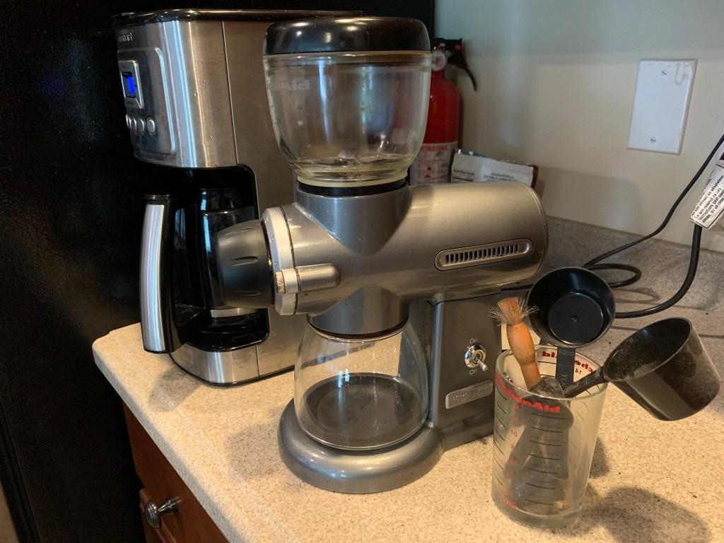 buy a burr coffee grinder