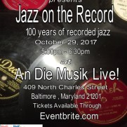 Greg joined Jazz One for a concert celebrating the 100th anniversary of recorded jazz. The lineup featured Tim Powell (sax), Ray Disney (guitar), Greg Small (piano), Phil Ravita (bass), and Nucleo Vega (drums).