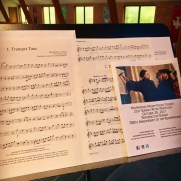 Greg joined organist Deborah Woods at Havenwood Presbyterian Church in October 2017 for a service of trumpet music celebrating the 500th Anniversary of the Reformation.