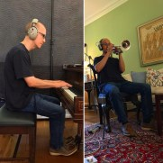 "In the summer of 2018, Greg had the opportunity to record piano and trumpet parts for the soundtrack to Emmy-winning director Richard Chisolm's most recent documentary, ""Gun Show."" Featuring the original music of Austin Caughlin and performances by Ellen Cherry (vocals and cello), the film explores the thought-provoking work of sculptor David Hess and the conversations it has helped to facilitate."