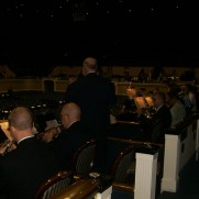 Greg joined a brass ensemble to perform at the 2011 Johns Hopkins School of Advanced International Studies Commencement.
