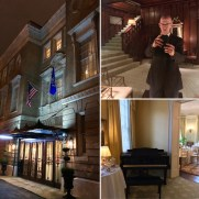 In October of 2020, Greg provided piano music for a private event at the historic Sulgrave Club in Washington DC.