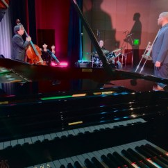 In April of 2021, Greg joined members of the Prince George's Community College jazz faculty in a live stream concert featuring a program of standards. The performance featured Reginald Cyntje (trombone), Greg Small (piano), Phil Ravita (bass), and Keith Umbach (drums).