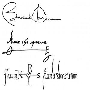 Stylish Signatures