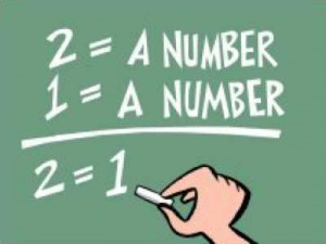Numbers and logic