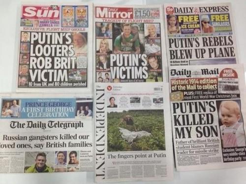 Putin is a killer and a terrorist