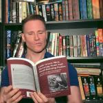 """Greg Stevens reading """"Little Green Men"""""""
