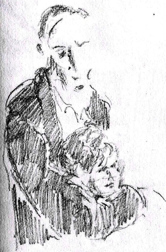Man with Boy