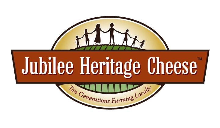 Jubilee Heritage Cheese branding