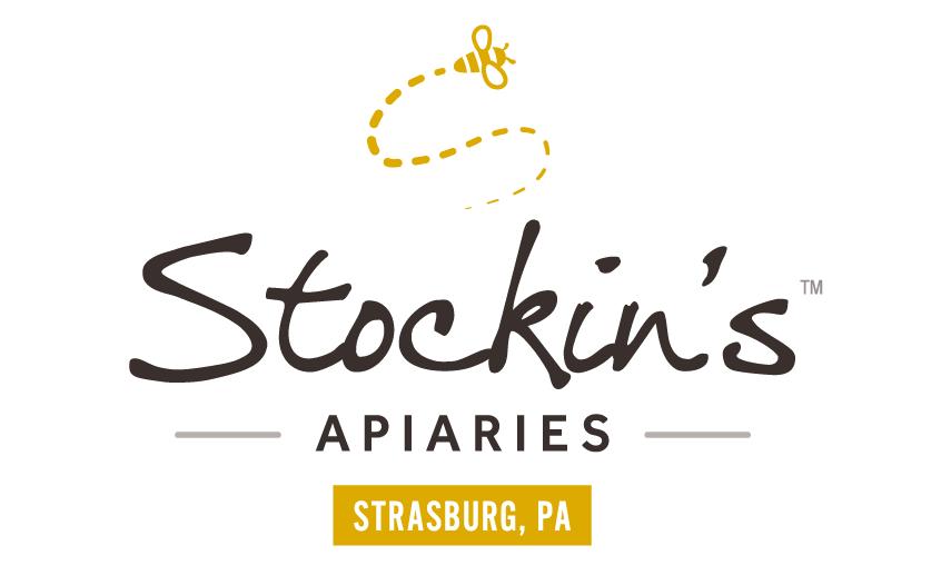 Stockins Apiaries Visual Identity