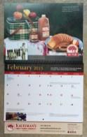 February spread