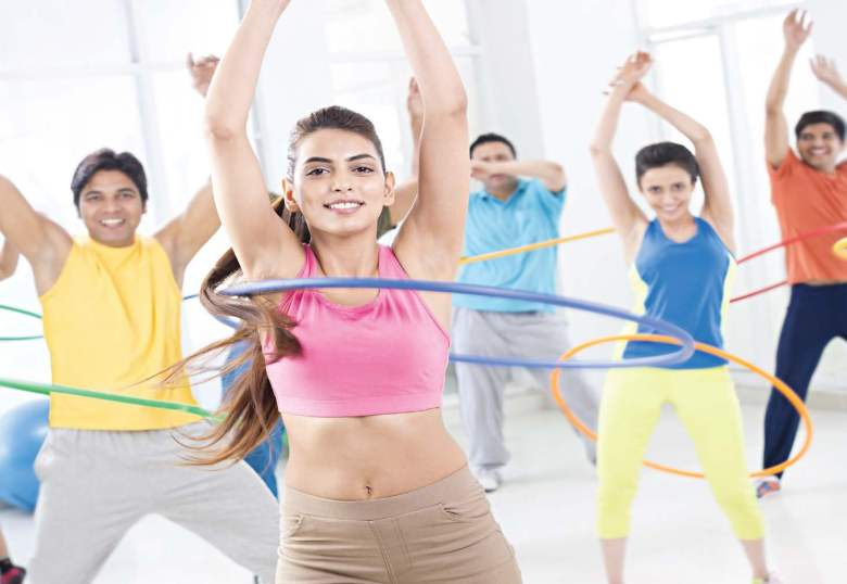 navratri exercise