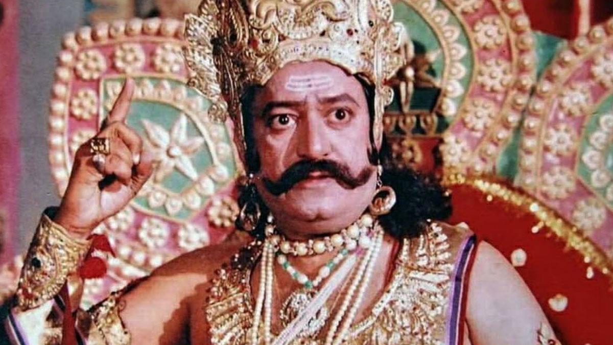 रामायण के रावण