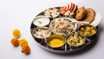 नवरात्रि में आपका भोजन