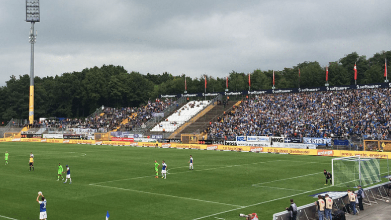 Darmstadt - Aue am 14.09.2014; Credit: Ungry Young Man