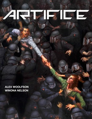 {Alex Woolfson & Winona Nelson} Artifice