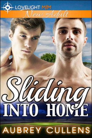 Aubrey Cullens--Sliding Into Home